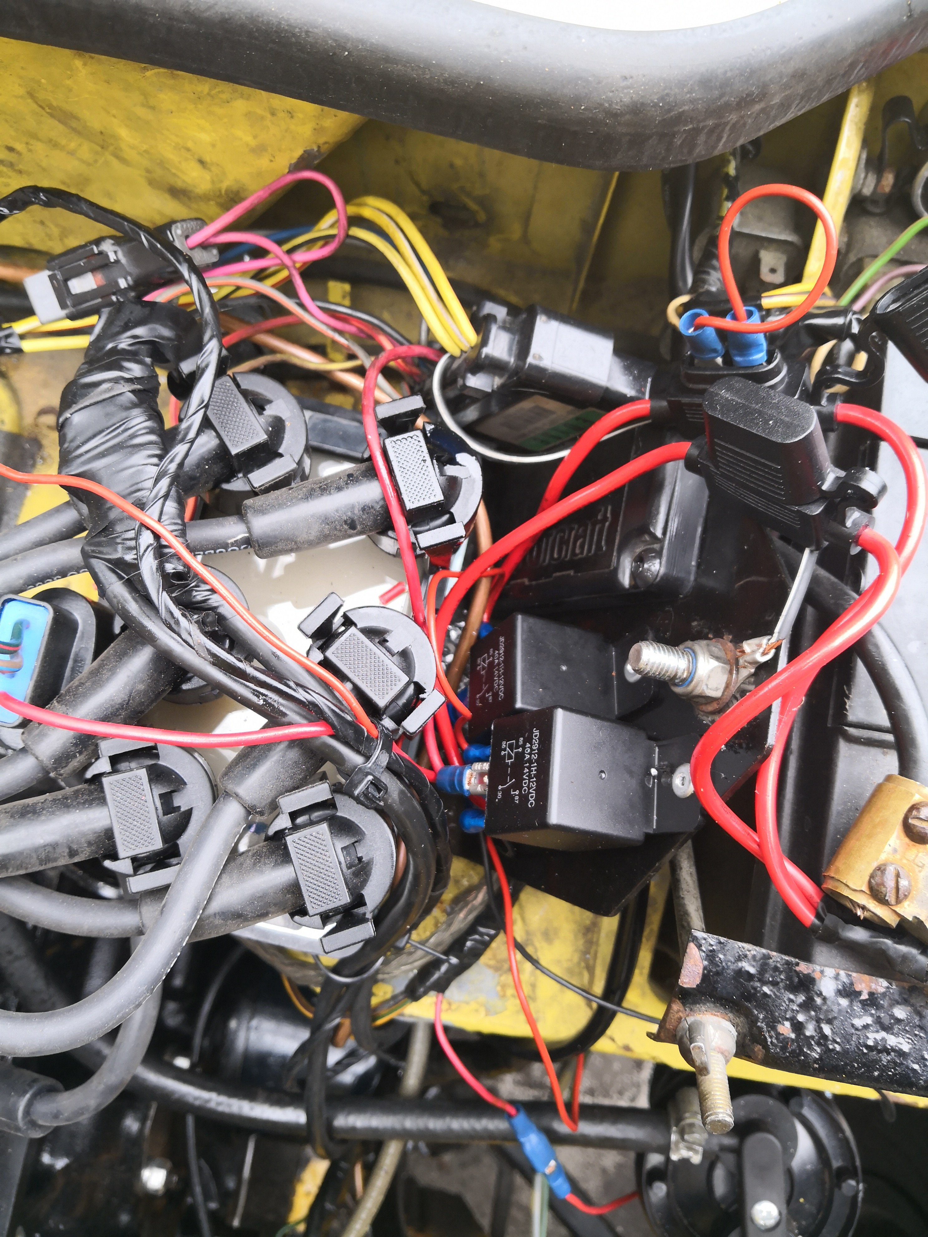 Megajolt for the Thug - Ignition, ECU and Fuel Injection