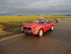 My car 'photoshopped'.